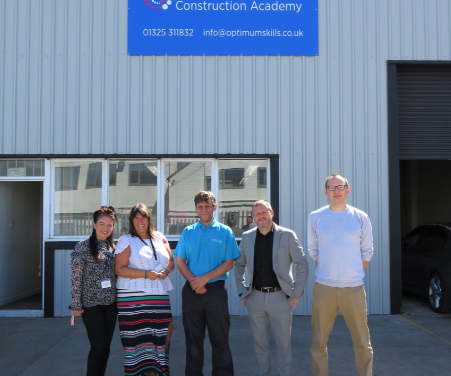 Optimum Skills' Construction Academy set to fill 60 vacancies within the industry