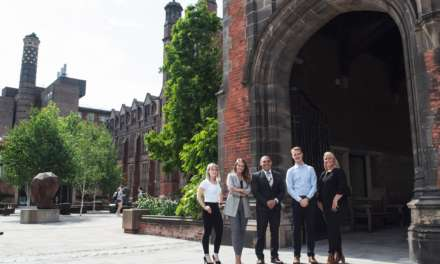 NEWCASTLE UNIVERSITY STUDENTS' UNION LAUNCHES NEW PLATFORM INTO INDUSTRY FOR FINAL YEAR STUDENTS
