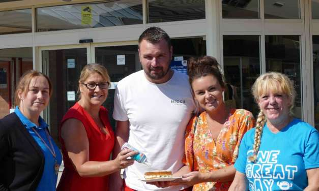 Retailers get competitive for a good cause  at the Parkway Shopping Centre