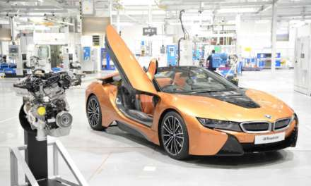 BMW GROUP ENGINE PLANT GEARS UP FOR NEW BMW i8 ROADSTER