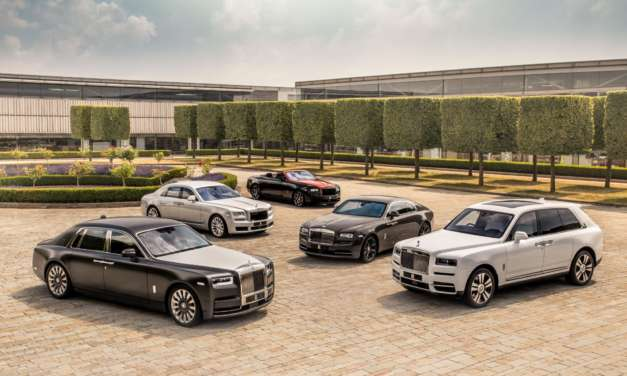 ROLLS-ROYCE MOTOR CARS ANNOUNCES STRONG HALF-YEAR SALES AND INVESTMENT BOOST