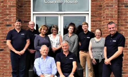 Teesside family celebrates a century of business success