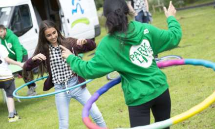 NEWCASTLE TO HOST FREE WELLBEING ACTIVITIES TO MARK LOVE PARKS WEEK