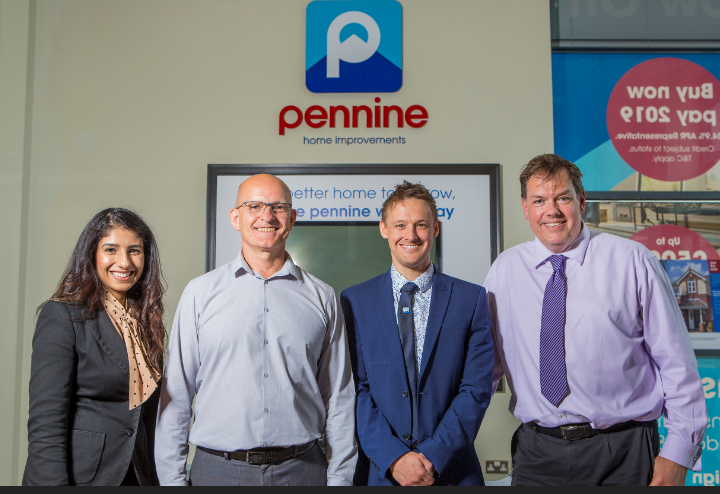 Pennine smashes targets and welcomes new Sales Director