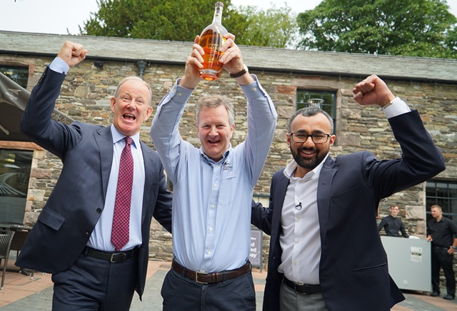 LAKES DISTILLERY BREAKS WORLD RECORDS AT WHISKY AUCTION