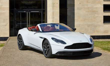 Q BY ASTON MARTIN RELEASE TWO VERY SPECIAL TAKES ON THE DB11