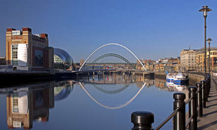The AMA chooses NewcastleGateshead for 2019 annual conference