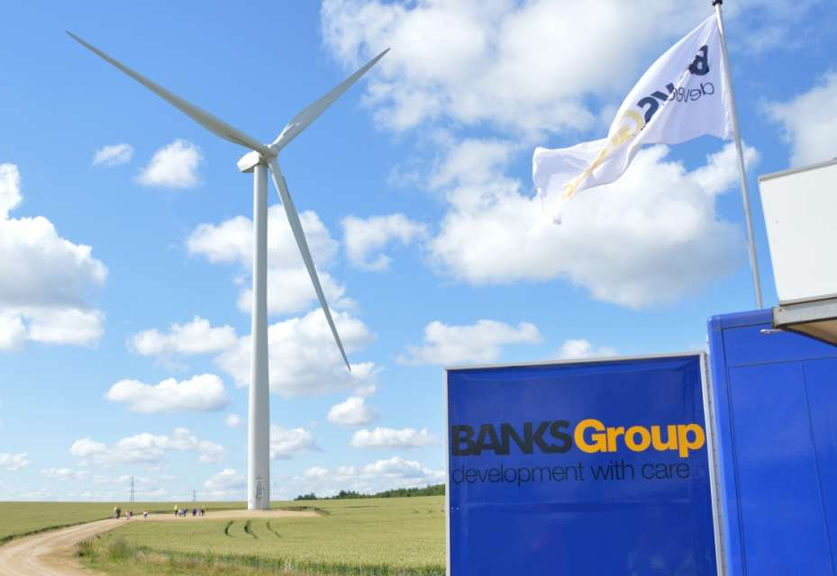 Banks Renewables Completes £82m Wind Farms Refinancing Agreement