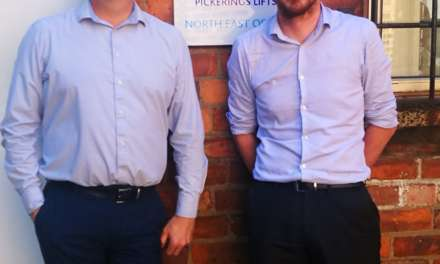 Pickerings Lifts North East promotes two longstanding employees