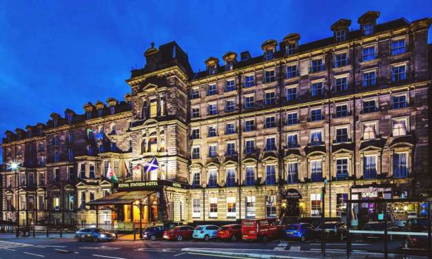 Step into history with Newcastle hotel during  Great Exhibition of the North