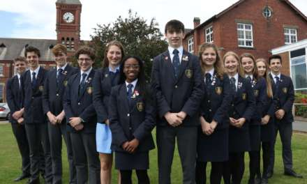 Student leaders appointed at top North Yorkshire School