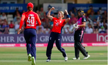 England Win Vitality IT20 Tri-Series