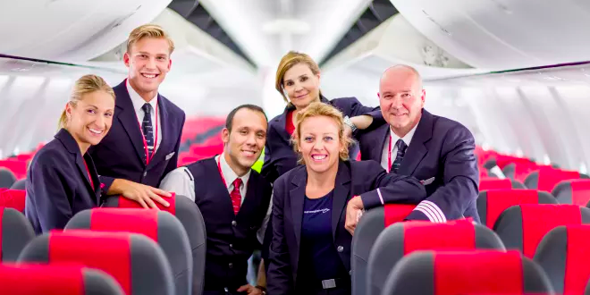 Norwegian is voted Europe's Leading Low-Cost Airline 2018 at the World Travel Awards