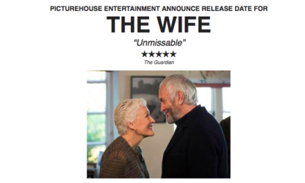 Glenn Close stars in THE WIFE – in UK cinemas 28 September