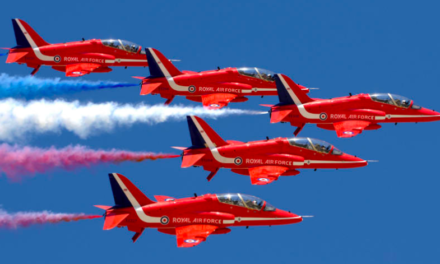 Zooming you to Sunderland International Airshow – 27-29 July