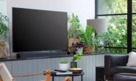 Integrate cinema-style tech into the living room with style