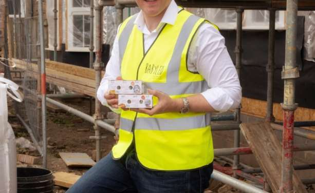 Newcastle Father Swaps Building Sites For Baby Food.