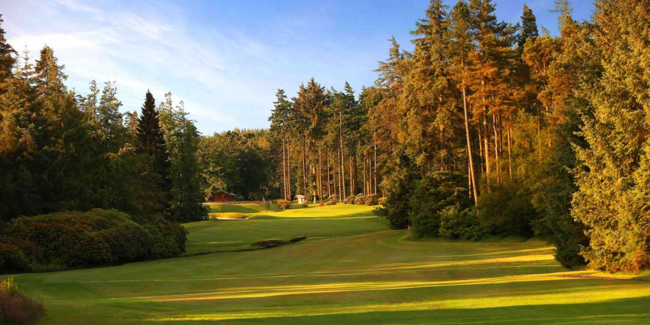 PLAY LIKE THE PROS WITH SLALEY HALL'S NEW COURSE LAYOUT