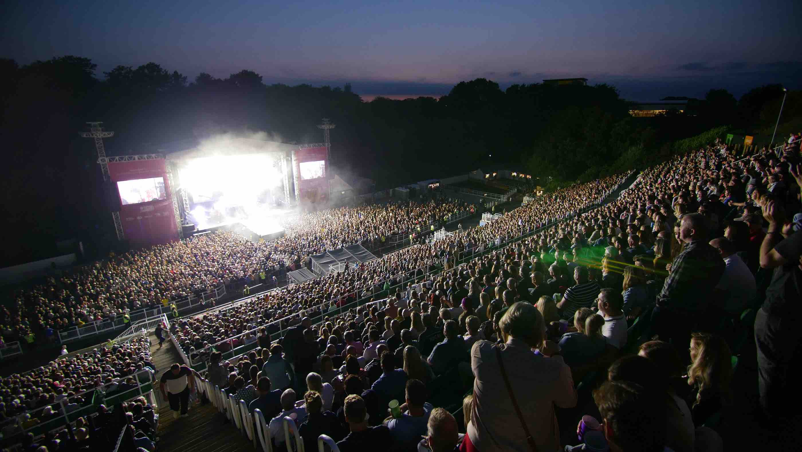 JAMES ARTHUR'S SCARBOROUGH OPEN AIR THEATRE SHOW RESCHEDULED FOR AUGUST 12