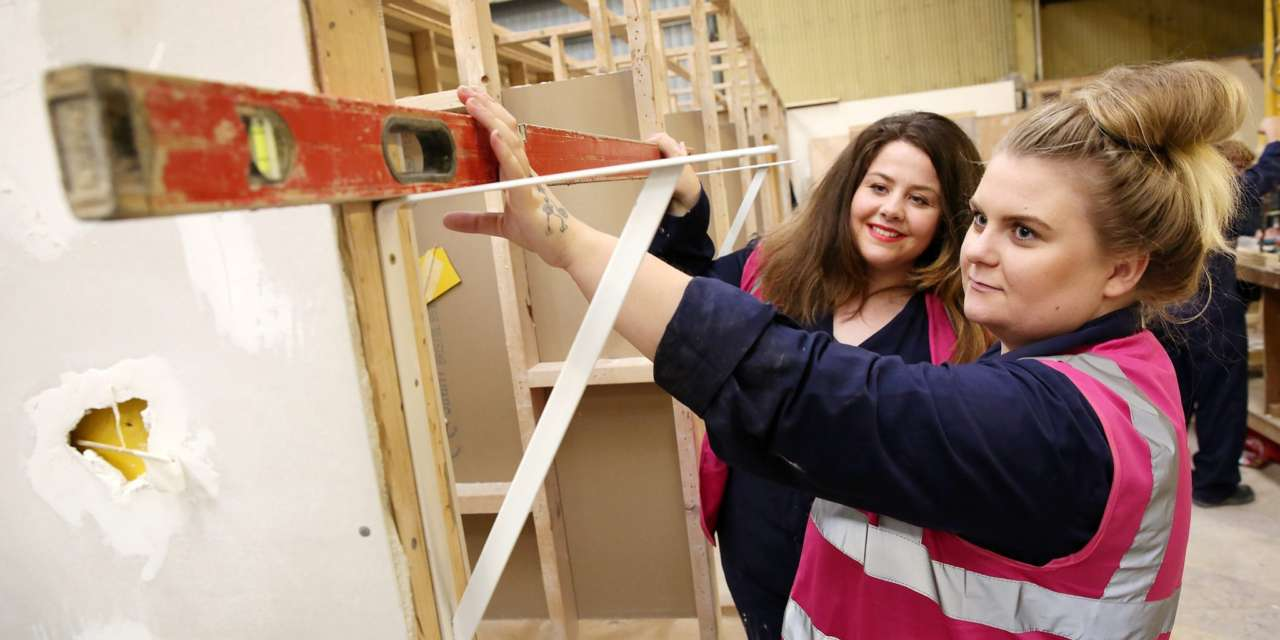 Free DIY courses for women