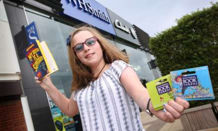 TEESSIDE'S SEARCH FOR STOCKTON-ON-TEES' YOUNG READING HERO IS BACK