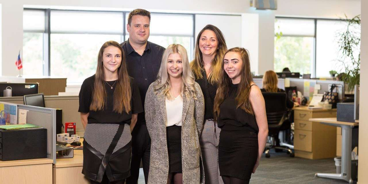 Venator welcomes new apprentices in local investment drive