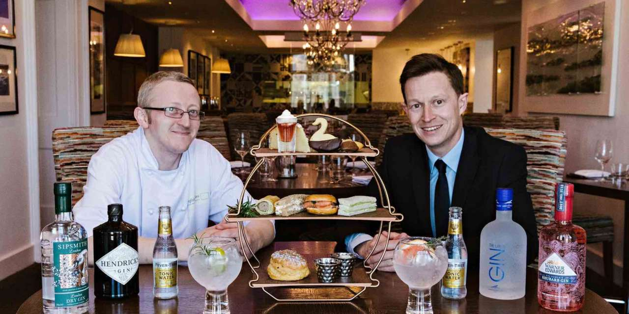 'G&Tea' twist for Cumbrian hotel guests