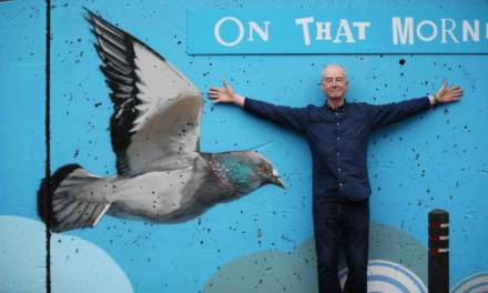 THE FIRST MAJOR RETROSPECTIVE OF DAVID ALMOND'S WORK IS NOW OPEN IN THE NORTH EAST