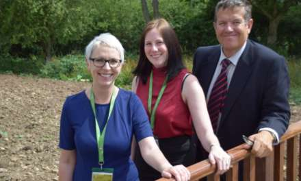 Willow Burn Hospice Garden Plans Taking Root Thanks To £25,000 Banks Group Grant
