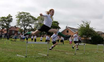 Last sporting chance before primary pupils move up