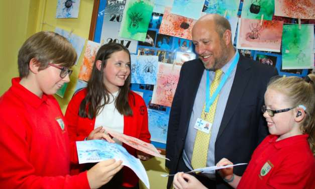 Students enjoy 'fantastic' project as a taster of secondary school