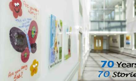 70 Stories in 70 Years for NHS Newcastle