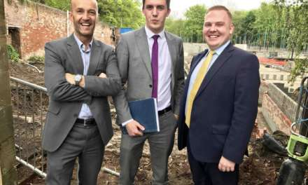 BRADLEY HALL ON TRACK TO BRING £100M NEW HOMES TO MARKET
