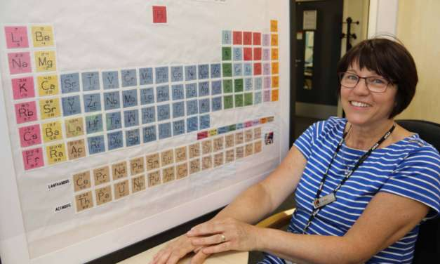 Academy has learning the periodic table sewn up