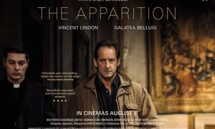 **NEW TRAILER AND POSTER** THE APPARITION in UK Cinemas August 3rd