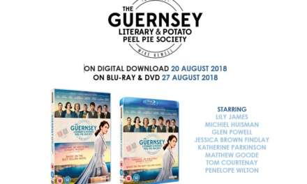 THE GUERNSEY LITERARY AND POTATO PEEL PIE SOCIETY | On DVD 27 August