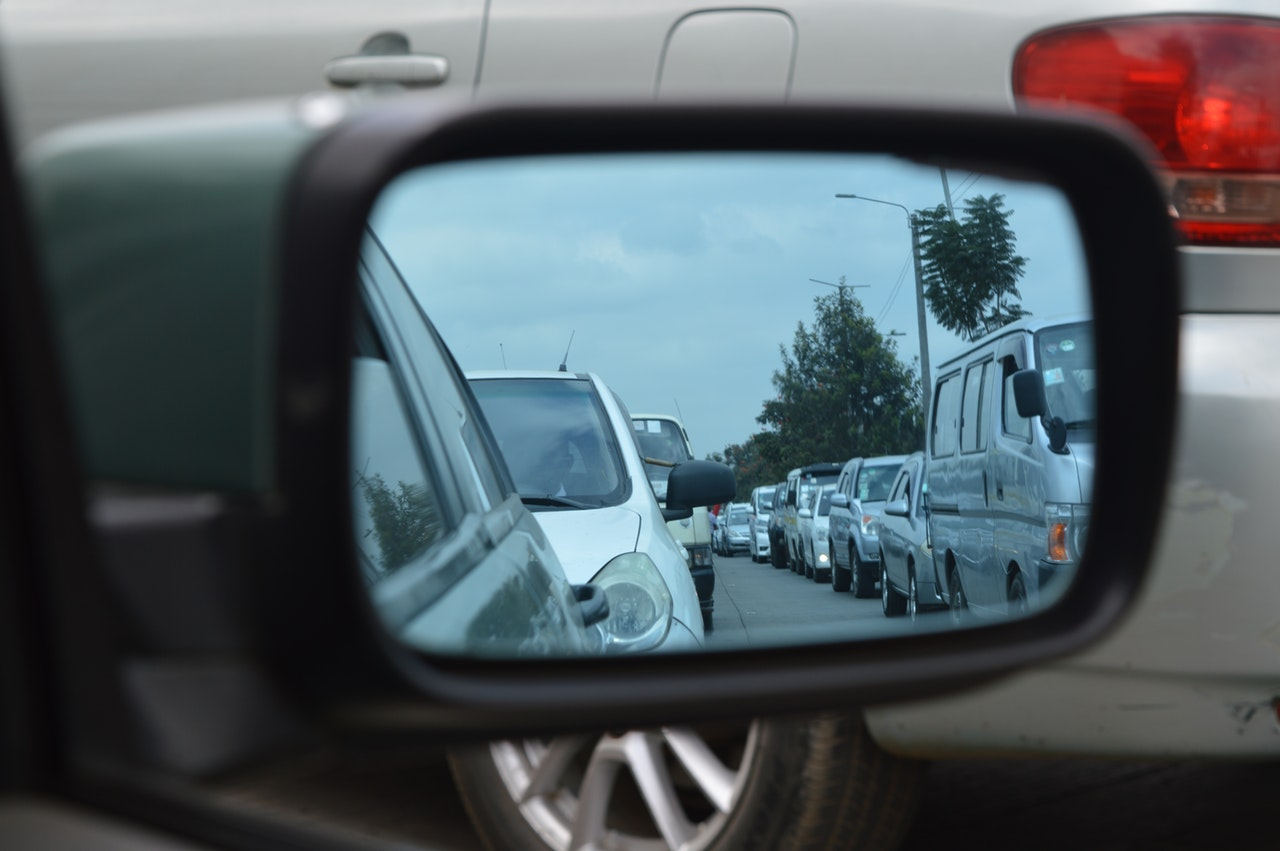 How bad has traffic become throughout the UK?