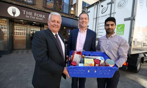 TOP RESTAURANT TO BECOME MUCH NEEDED DROP OFF POINT FOR MIDDLESBROUGH FOODBANK