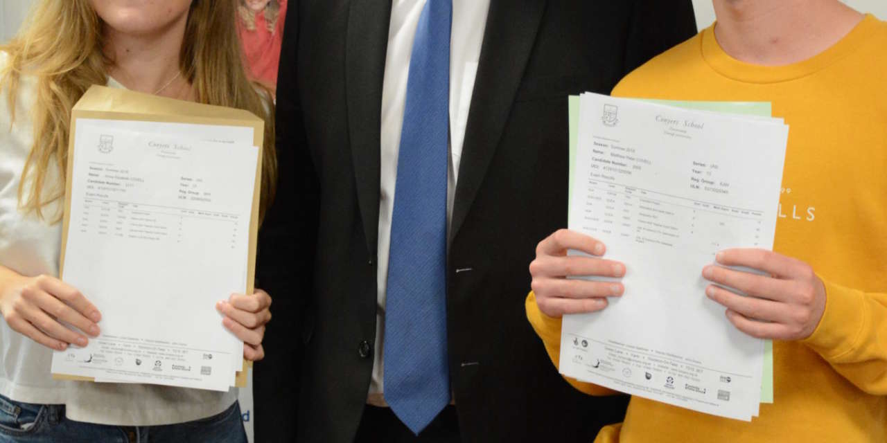 Another Outstanding Year for Conyers Sixth Form