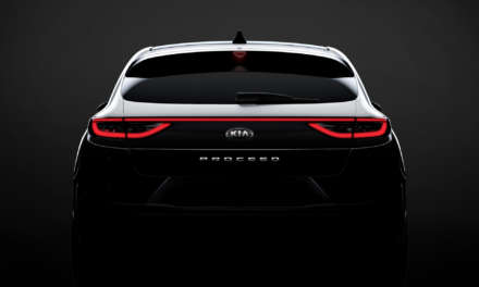 KIA PREVIEWS DESIGN OF ALL-NEW PROCEED