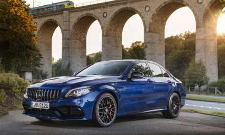 PRICING AND SPECIFICATION ANNOUNCED FOR REFRESHED MERCEDES-AMG C 63 RANGE