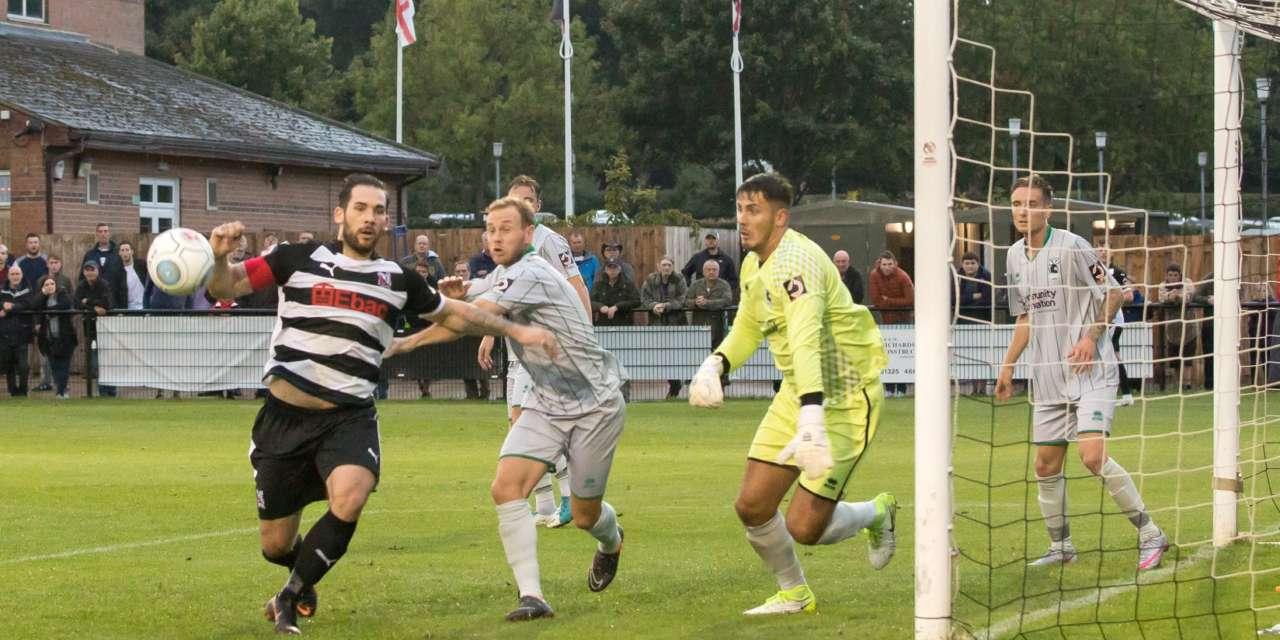 Quakers have to settle for 1-1 draw against Blyth Spartans