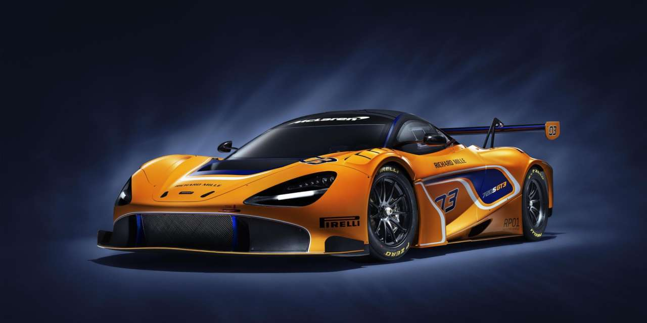 McLAREN 720S GT3 RACE CAR ON TRACK FOR 2019 DEBUT WITH CUSTOMER TEAMS AS DEVELOPMENT PROGRAMME INTENSIFIES