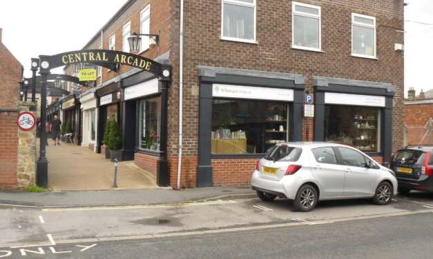 """HIGHLY DESIRABLE"" NORTHALLERTON RETAIL UNITS ON THE MARKET"