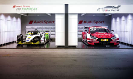 AUDI HEADED FOR THE FUTURE WITH FORMULA E AND DTM