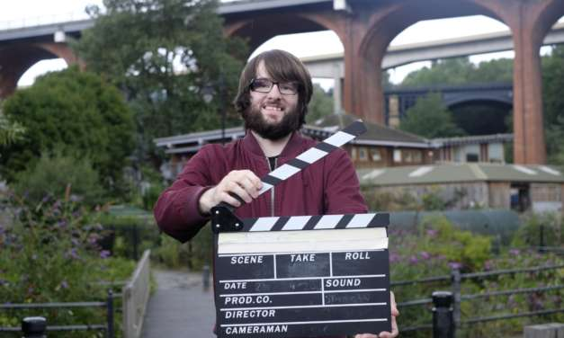Aspiring actor with autism fulfils his dream thanks to new Ticbox TV industry courses