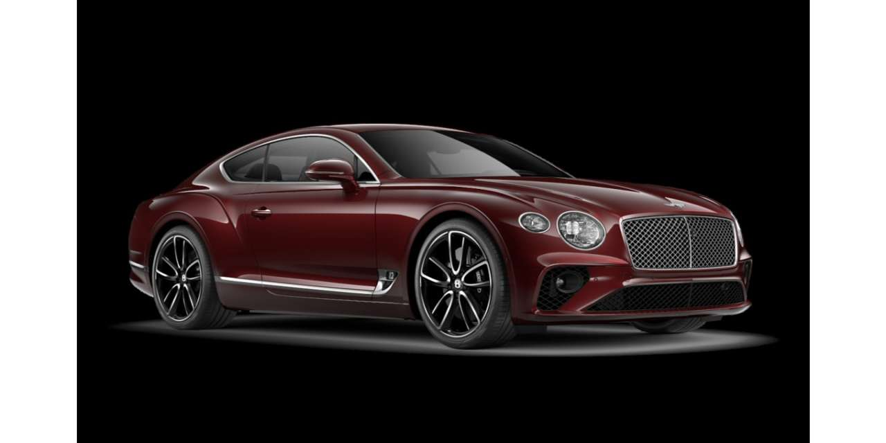 BENTLEY POISED TO MAKE ITS PRESENCE FELT AT SALON PRIVÉ