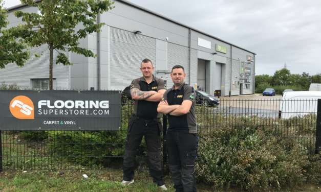 Flooring retailer continues store growth