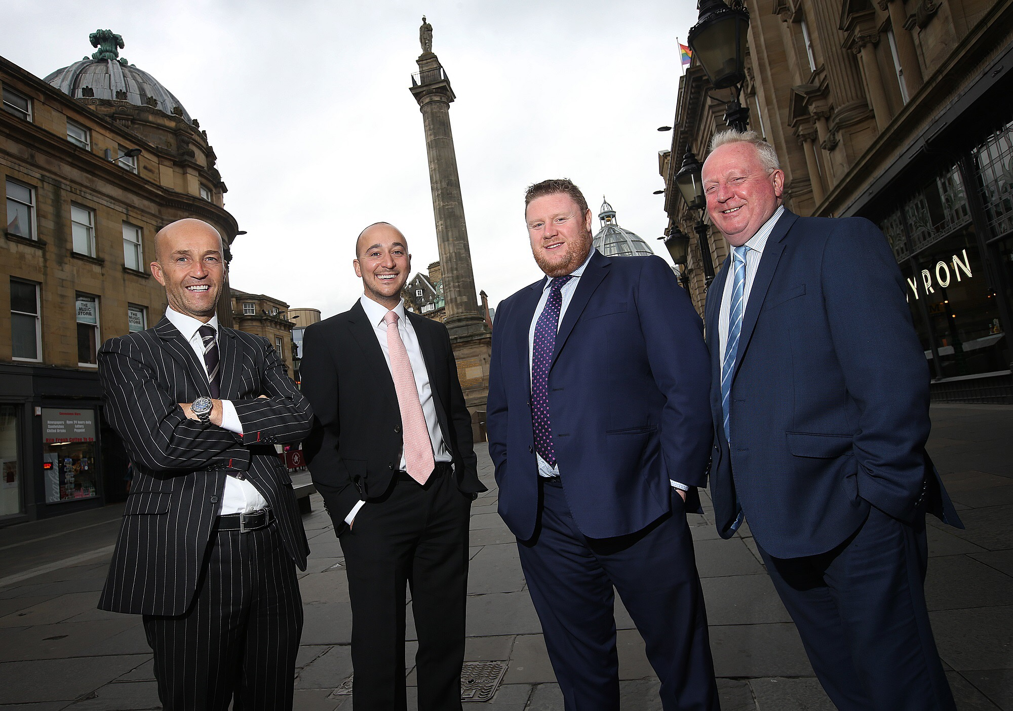 Property firm goes daft celebrating 30th anniversary