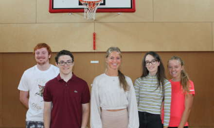 Sporting and academic achievement at Carmel College